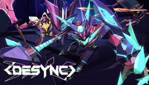 Cover for Desync.