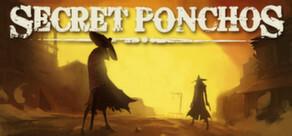 Cover for Secret Ponchos.