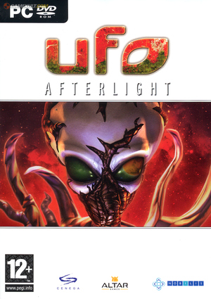 Cover for UFO: Afterlight.