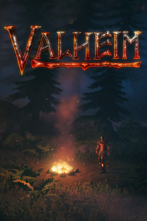 Cover for Valheim.