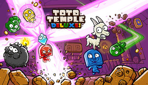 Cover for Toto Temple Deluxe.