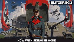Cover for Blitzkrieg 3.