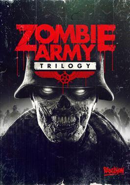 Cover for Zombie Army Trilogy.