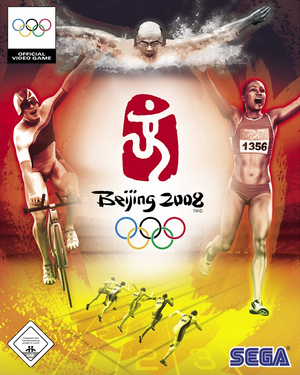 Cover for Beijing 2008.