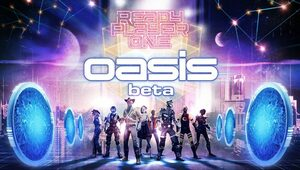 Cover for Ready Player One: OASIS beta.