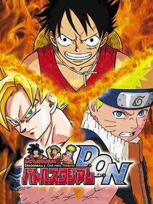Cover for Battle Stadium D.O.N.