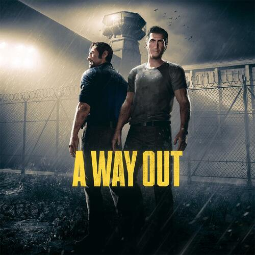 Cover for A Way Out.