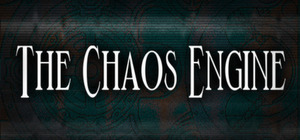 Cover for The Chaos Engine.