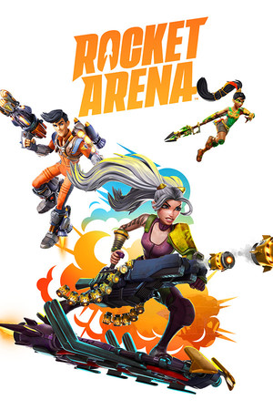 Cover for Rocket Arena.
