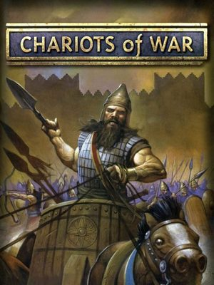 Cover for Chariots of War.