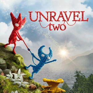 Cover for Unravel Two.