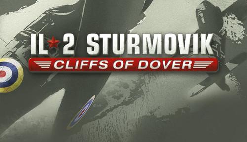 Cover for IL-2 Sturmovik: Cliffs of Dover.