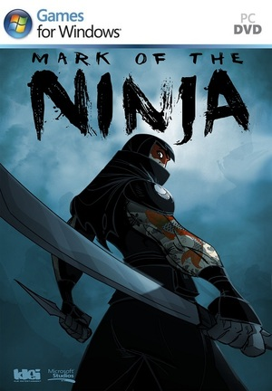 Cover for Mark of the Ninja.